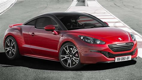 2015 Peugeot Rcz R  New Car Sales Price  Car News