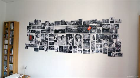 No Frames Picture 3 Piece Modern Cheap Home Decor Wall: Photo Wall Collage Without Frames: 17 Layout Ideas