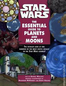 Star Wars The Essential Guide To Planets And Moons Sc