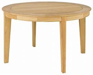 Table De Jardin Ronde : table de jardin ronde tivoli 125cm ~ Teatrodelosmanantiales.com Idées de Décoration
