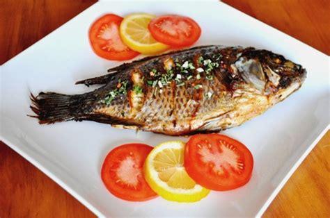 la cuisine ivoirienne cuisine de carole poisson braisé