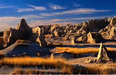 Dakota South Plains North Usa America Park