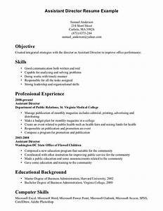 communication skills resume example http www With communication skills resume example