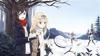 Kancolle Yuudachi Shigure Kantai Anime Murasame Shiratsuyu