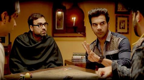 Stree Movie Review The Rajkummar Rao Film Is Enjoyable For The Most Part  The Indian Express