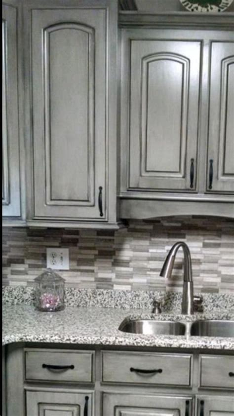 diy gray stained kitchen cabinets best 25 gray stained cabinets ideas only on