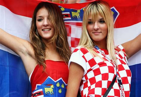 Beautiful Croatian Girls Croatia Europe