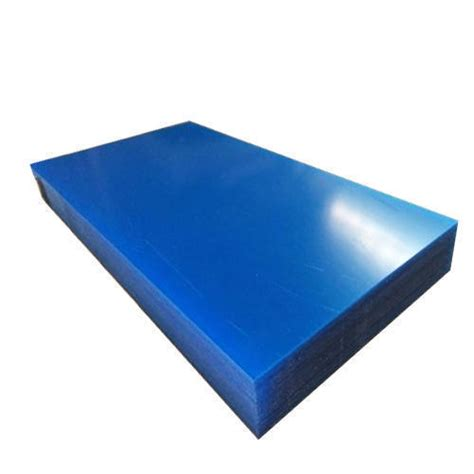 blue cast acrylic sheet rs 2200 sheet chacha plastic