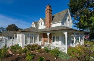 house plans with covered porches napa farmhouse style home in california