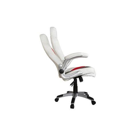 fauteuil bureau sport fauteuil de bureau sport racing blanc noir