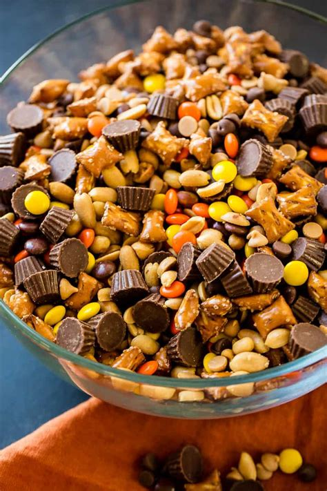 the best snack mix recipes the cards we drew