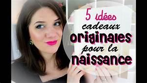 Idée Cadeau De Naissance : 5 id es cadeaux originales pour la naissance d 39 un enfant ~ Melissatoandfro.com Idées de Décoration