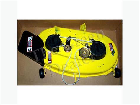 Deere Mower Decks Used by Deere La125 42 Quot Mower Deck