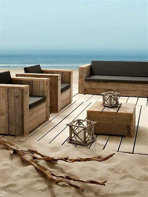 fabrication canap palette bois le fauteuil en palette est le favori incontesté pour la