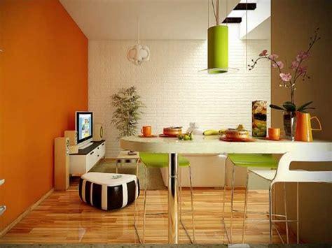 Pareti Color Arancio by Colori Pareti Per La Cucina