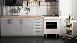 Rideau Cuisine Ikea : meuble cuisine avec rideau coulissant ikea ~ Teatrodelosmanantiales.com Idées de Décoration