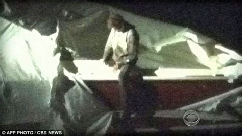 PHOTO: Boston Terrorist Bomber in Boat after Law ...