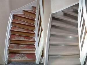 Offene Treppe Schließen Vorher Nachher : treppenrenovierung in l denscheid eiche grau edelstahl treppen renovierungen schran ~ Buech-reservation.com Haus und Dekorationen