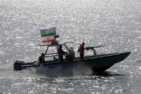 news iran tactical miscalculation likely if iran boat harassment