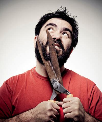 grow perfect beard beard trimmer