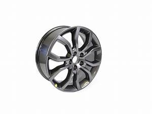 2018 Jeep Compass 18 X 7 0 X 40mm Cast Aluminum Wheel