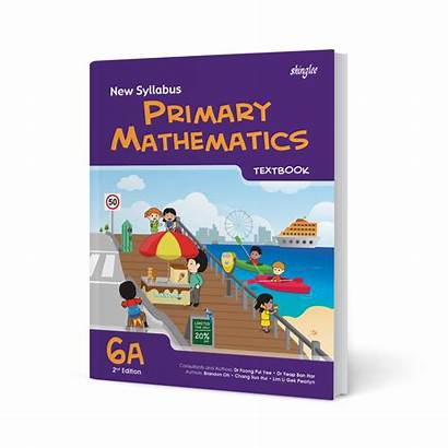 6a Textbook Primary Mathematics Edition Syllabus 2nd