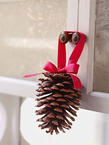 simple craft ideas easy handmade christmas decorations