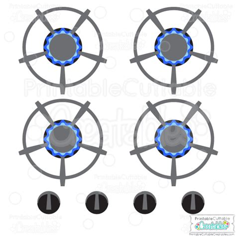 commercial stove with knobs pack 39 n quot go kitchen stove free cutting file