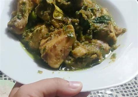 Resep masak rica rica ayam kampung kemangi pedas. Resep Ayam rica rica kemangi cabai hijau oleh Cici nazar - Cookpad