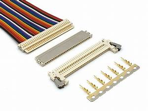 1 00mm Pitch Wire To Board Connector  R8430 Series