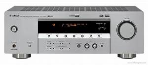 Yamaha Rx-v350 - Manual - Audio Video Receiver