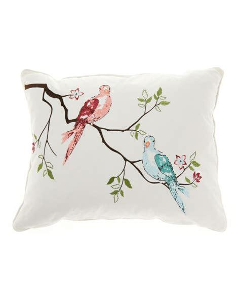home at stein mart aubree birds decorative pillow stein mart faves
