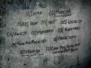 Nf Christian Rapper Album Cover