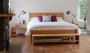 End of bed bench bedroom storage natural bed company for End of bed sofa bench