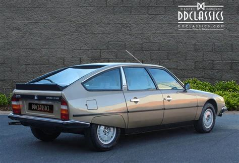 Citroen Cx For Sale by Citro 235 N Cx 2400 Gti Lhd