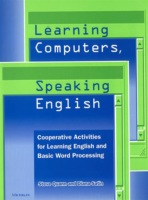 learning computers speaking english