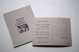 eco gifts by recipient change of address postcards With change of address cards personalized