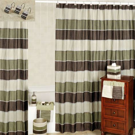 Green And Brown Shower Curtains by Best 25 Brown Shower Curtains Ideas On Brown