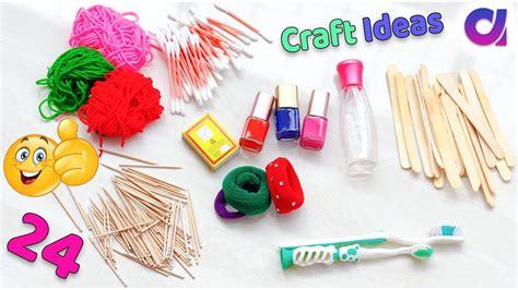 genius crafts idea     minutes