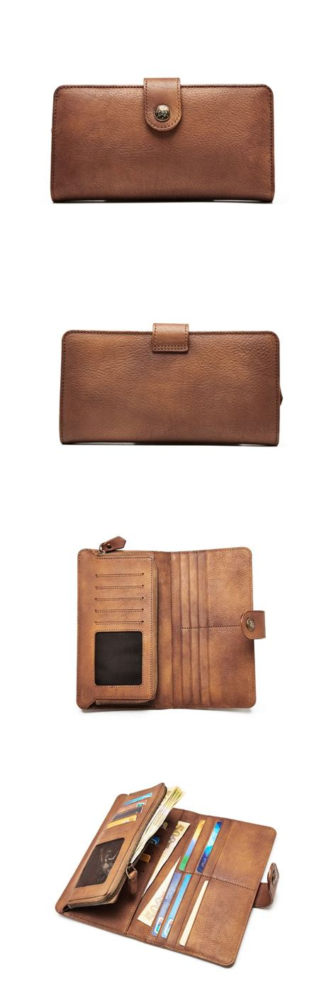 Leather Card Holder Handmade best 25 leather wallets ideas on leather