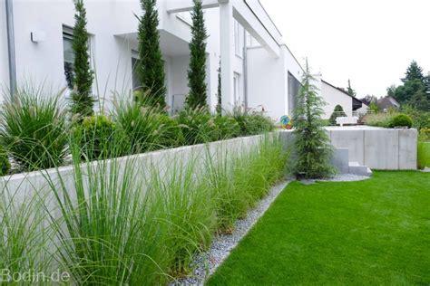 Moderne Gartengestaltung Bilder by Gartengestaltung Im Bauhausstil Garten Bodin