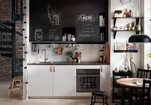 nos idees decoration pour la cuisine elle decoration With idee deco cuisine avec promo cuisine Équipée