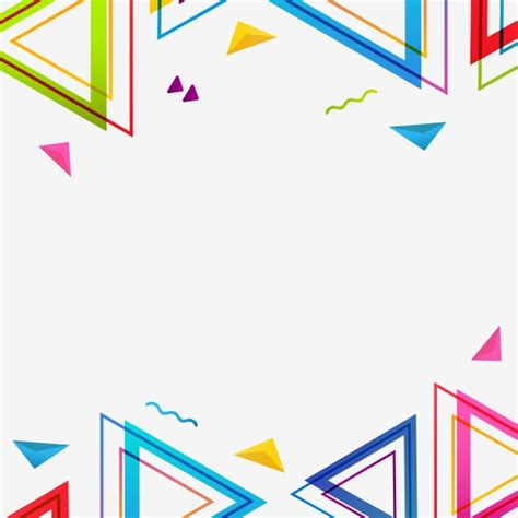 Abstract Geometric Shapes Transparent Background by Abstract Colorful Geometric Shapes Background Background