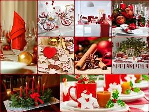 Weihnachtliche Deko Ideen : weihnachtliche tischdeko selbst gemacht 55 festliche tischdekoration ideen ~ Markanthonyermac.com Haus und Dekorationen