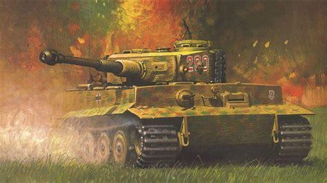 Tiger Tank Wallpapers