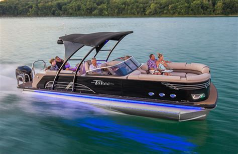 Tahoe Boats Pontoon vision windshield tahoe pontoon boats
