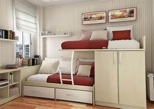 Lit Ado Design : 50 id es pour l 39 am nagement d 39 une chambre ado moderne ~ Teatrodelosmanantiales.com Idées de Décoration