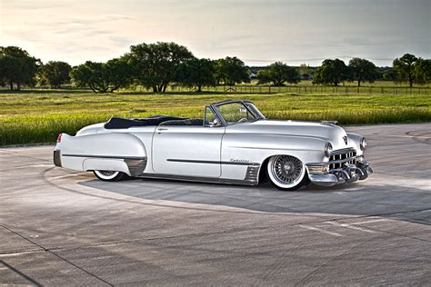 Supercharged 975hp 1949 Caddy Delivers In Luxury