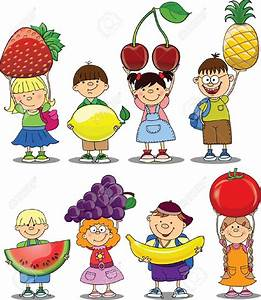 Vegetable clipart healthy eating - Pencil and in color ...