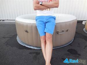Spa Gonflable Intex Gifi : avis spa gonflable intex great avis spa gonflable intex ~ Dailycaller-alerts.com Idées de Décoration
